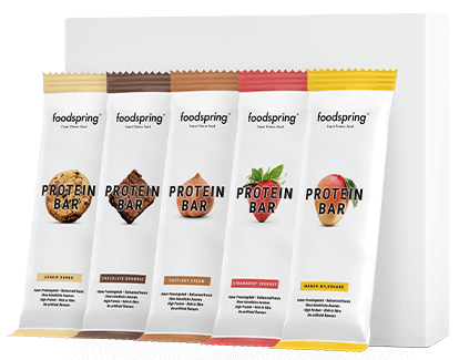 Protein Bar 12-pack Mix Hungry? Eat this.