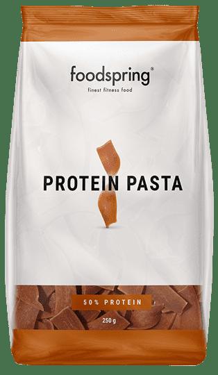 Pasta Proteica Tan alta en proteína que jamás dirías que es pasta.