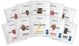 Shape Shake Probierportion 10er-Paket Mix