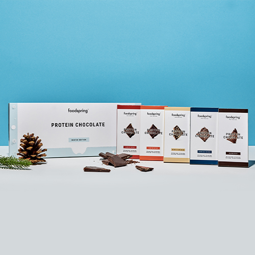 Protein Chocolate Winter Edition