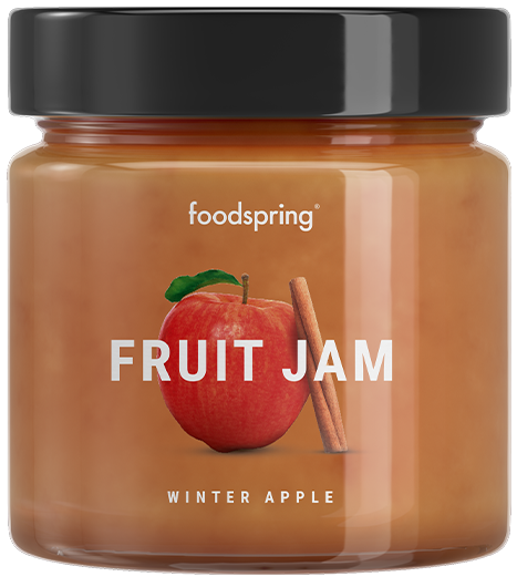 Fruit Jam For a fruity breakfast with no added sugar*