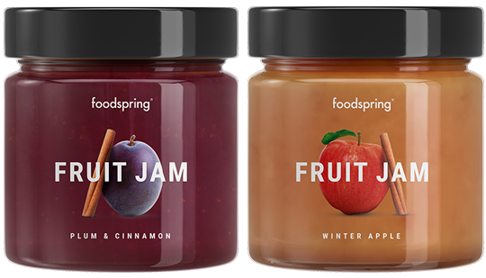 Winter Wonder Jams Gift pack of 2 limited-edition winter jams