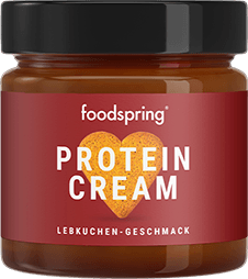 Gingerbread Protein Cream Gingerbread spread with 85% less sugar*
