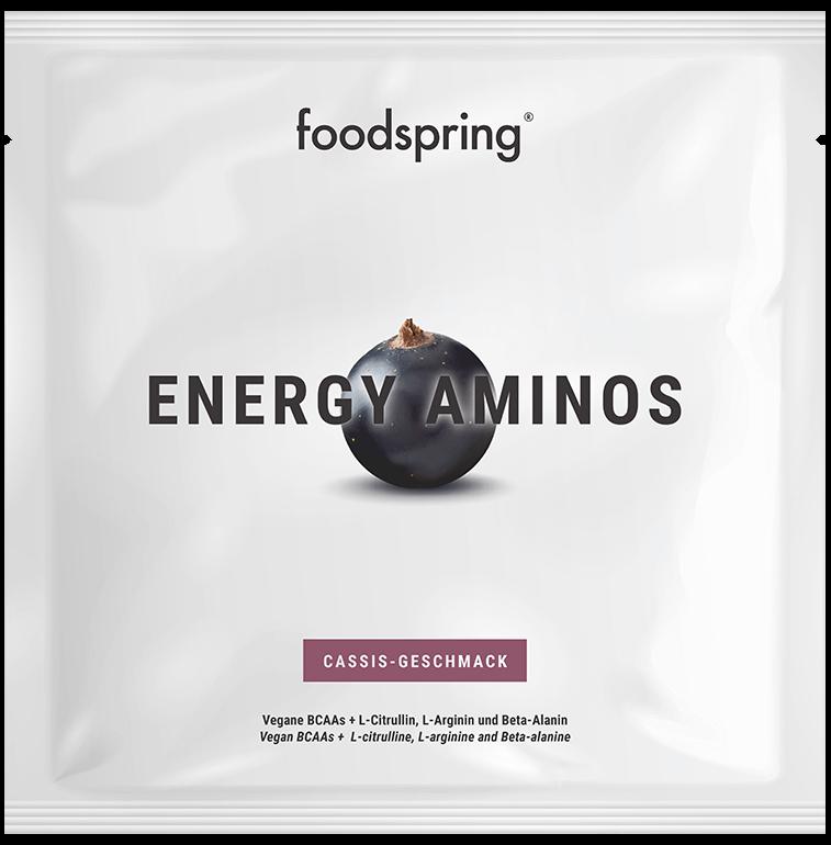 Energy Aminos à emporter