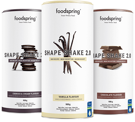 Shape Shake 2.0 Meal replacement for weight loss*