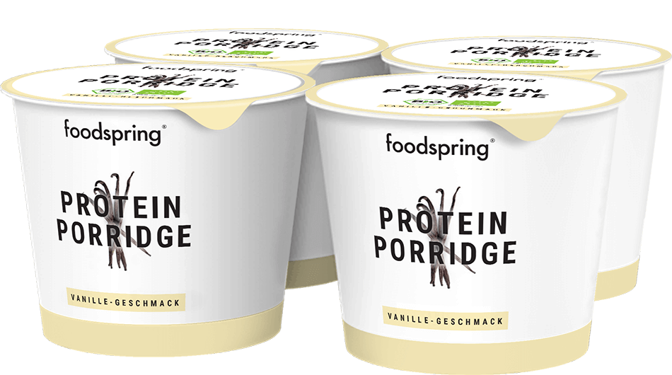 Protein Porridge To Go 4 Pack