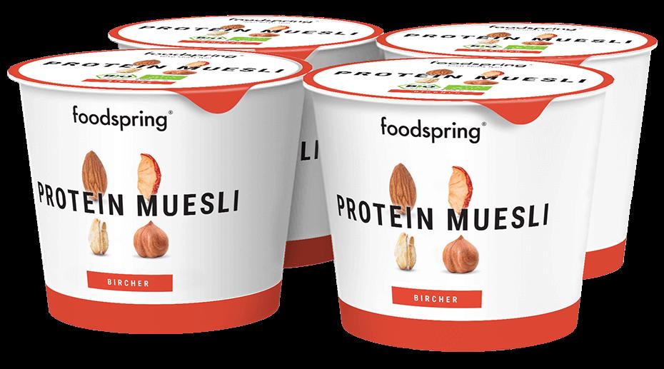 Protein Müsli To Go 4 Paket
