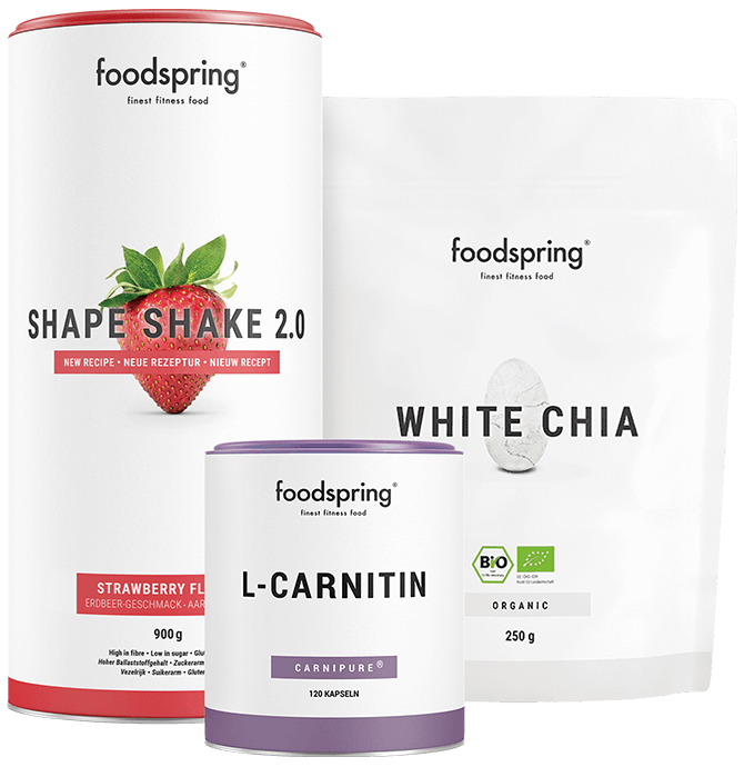 foodspring Shape Pack