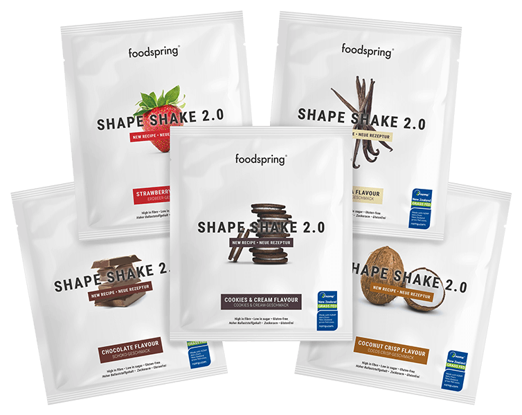 Shape Shake 2.0 Sachets Meal replacement for weight loss* - to go