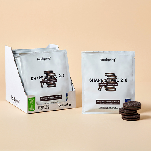 Shape Shake 2.0 Sachet Pack de 10