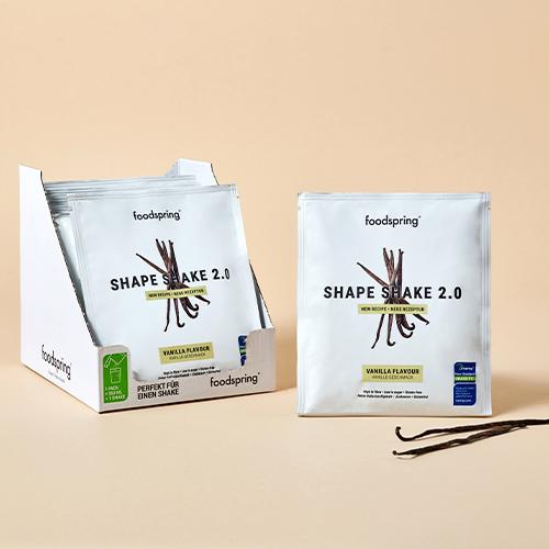 Shape Shake 2.0 Sachet 10-Pack
