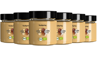 Just Nuts 6 pack Just a deliciously clean, organic nutty spread