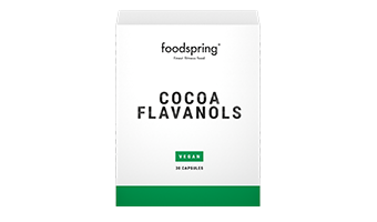 Cocoa Flavanols Prime your body for better workouts.