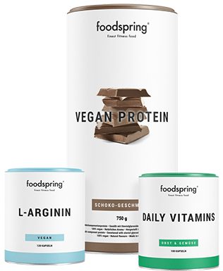 Vegan Sports Pack For those who want to achieve all-round fitness