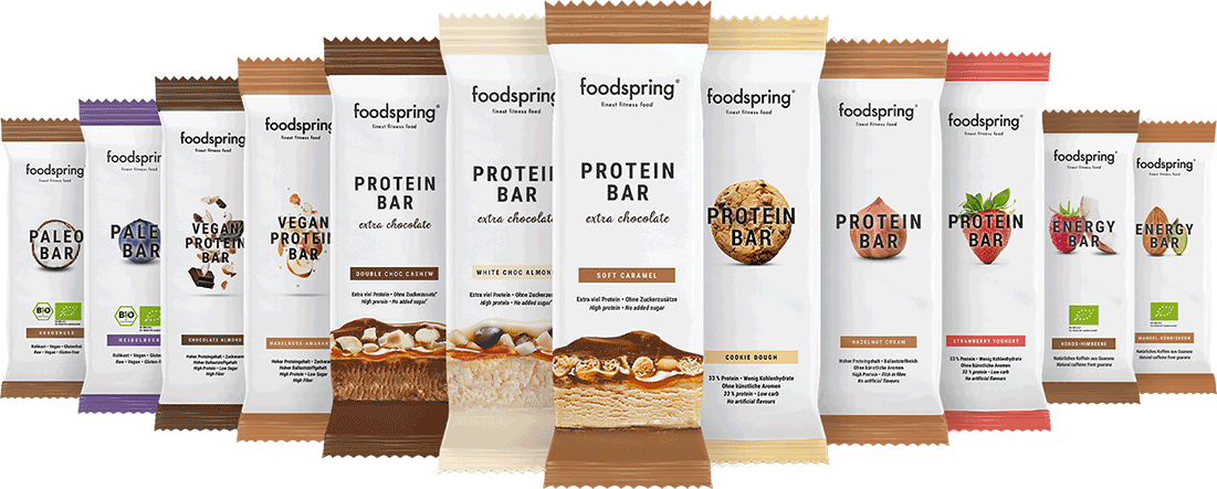 Best Bars Box Probiere all unsere Bars!