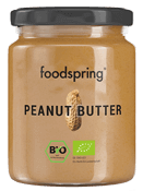Organic peanut butter The delicious protein snack
