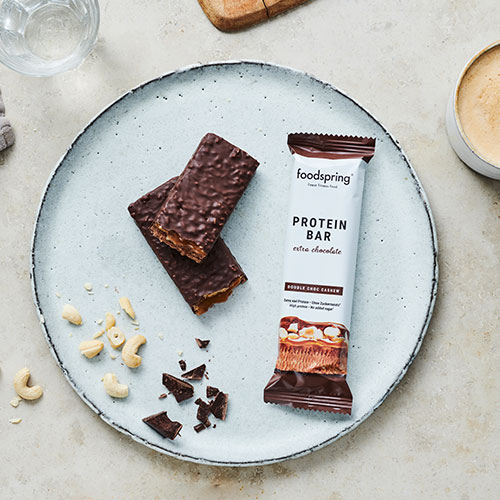 Protein Bar Extra Chocolate