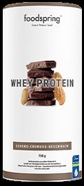 Protéine Whey Chocolat Beurre de cacahuète