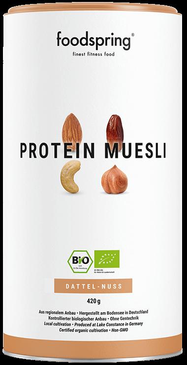Bio Protein Müsli von foodspring