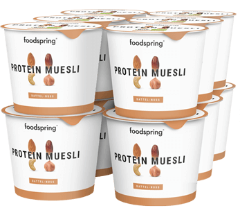 Protein Muesli 12 Pack