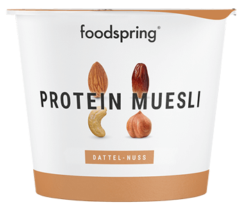 Muesli proteico para llevar