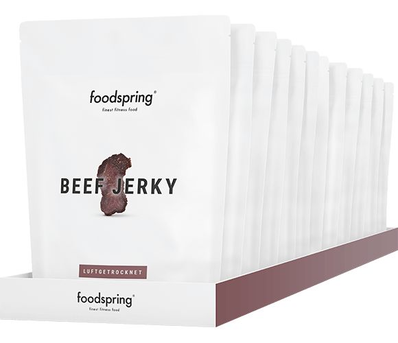 Beef Jerky, pakiet 12 sztuk