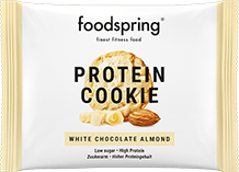 Protein Cookie White Chocolate Almond