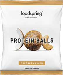 Protein Balls cocco-anacardi