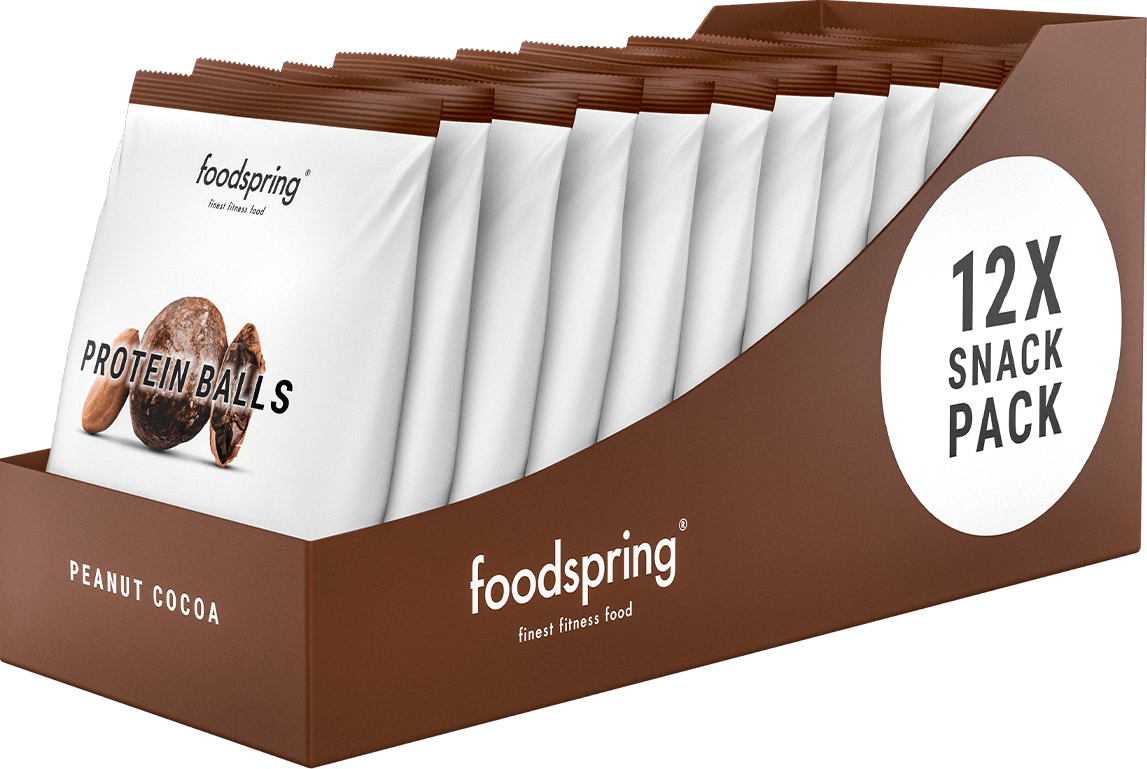 Protein Balls 12-pack