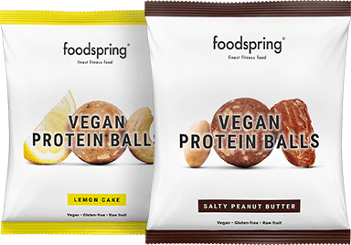 Vegan Protein Balls A sweet vegan snack to go