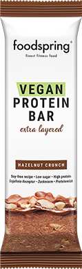 Vegan Protein Bar Extra Layered A truly indulgent vegan treat