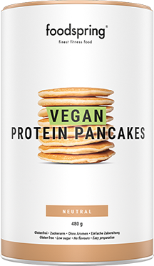 Vegan Protein Pancakes For vegans, non-vegans and those after a more balanced diet