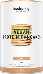 Pancakes Protéinés Végans