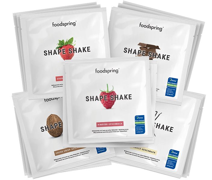 Shape Shake To Go Mix