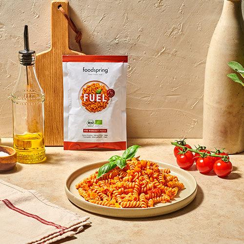 Fuel Pre-Workout Pasta 6er-Paket