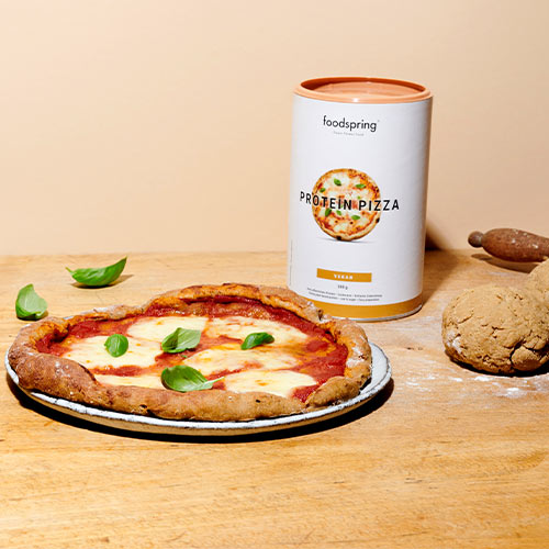 foodspring Protein Pizza vegan