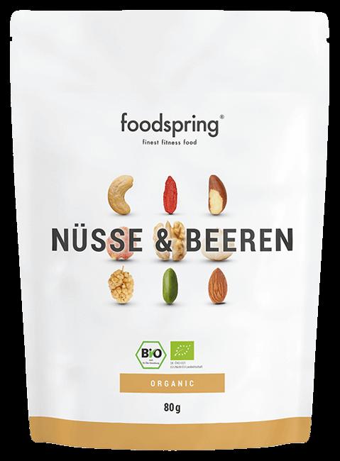 Nüsse & Beeren Mix Tüte