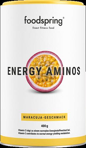 Energy Aminos Bebida pre-entreno para llevarte al siguiente nivel.
