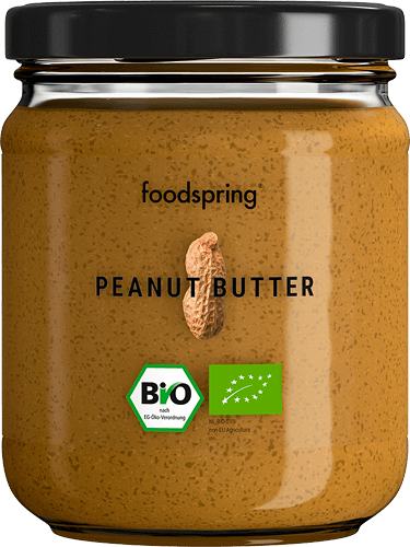Peanut Butter The delicious protein snack