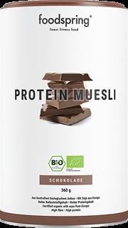 Protein Müsli Schokolade