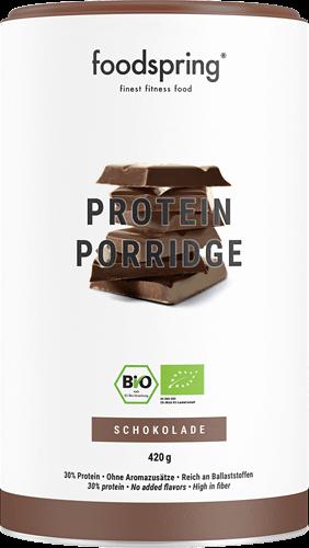 Protein porridge Weniger zugesetzter Zucker, mehr echter Geschmack