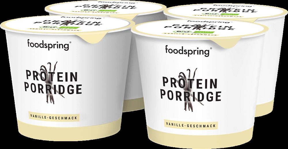 Protein Porridge To Go 4 Pack