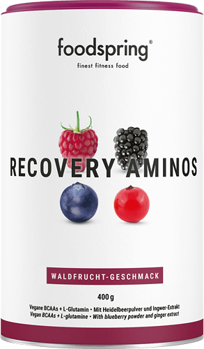 Recovery Aminos Die richtige Recovery war nie so clean.