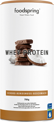 Whey Protein Whey formula for optimized muscle building
