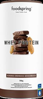 Whey Protein Schoko-Erdnuss-Geschmack