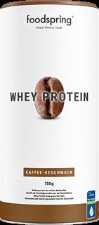 Whey Protein Kaffee-Geschmack
