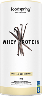 Protéine Whey vanille