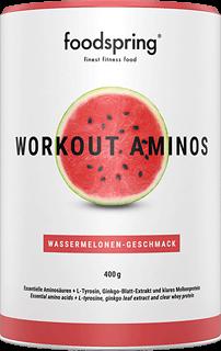 Workout Aminos Wassermelone