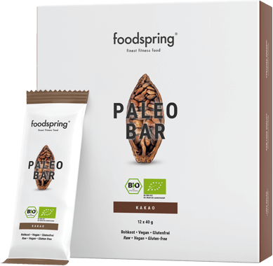 Paleo Bar pack de 12
