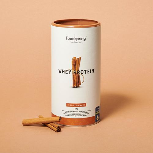 Whey Protein Wintergeschmack